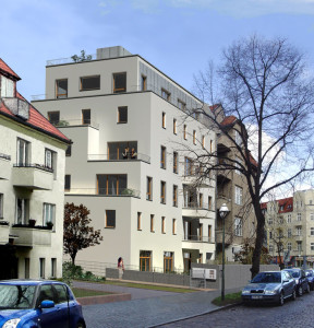 Manteufelstraße