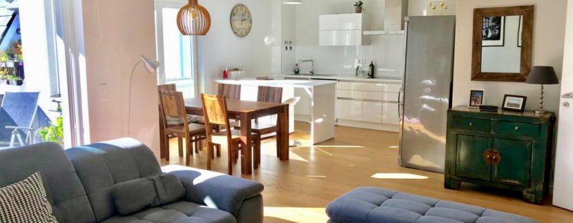 2016er Luxuriöse 3-Zimmer-Wohnung in Berlin-Weißensee - Bezugsfrei