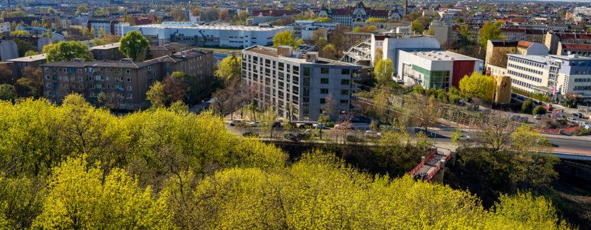 Wohnen und Leben in einem neuen Architektenhaus
